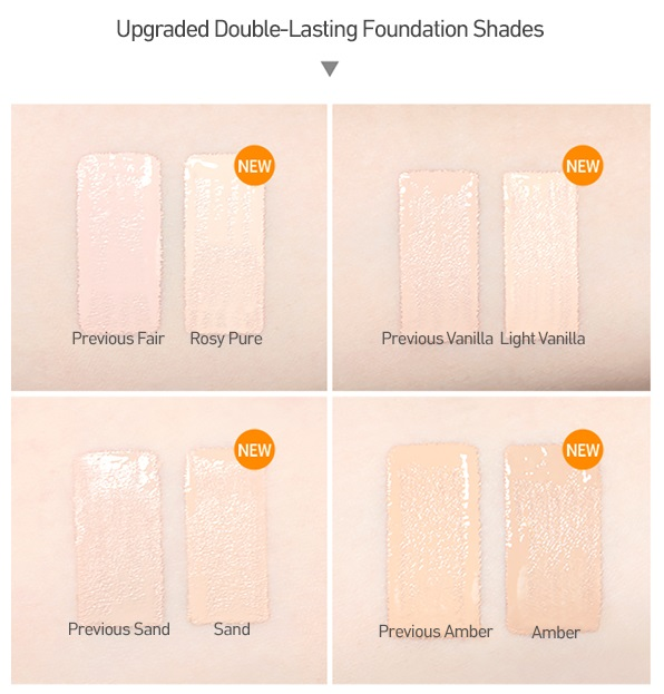 Etude House Double Lasting Foundation