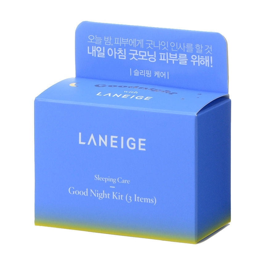 Laneige Goodnight Sleeping Mask Kit