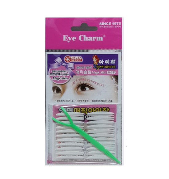 how to use one sided eyelid tape