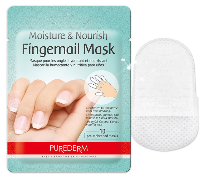 Purederm Fingernail Mask Pack