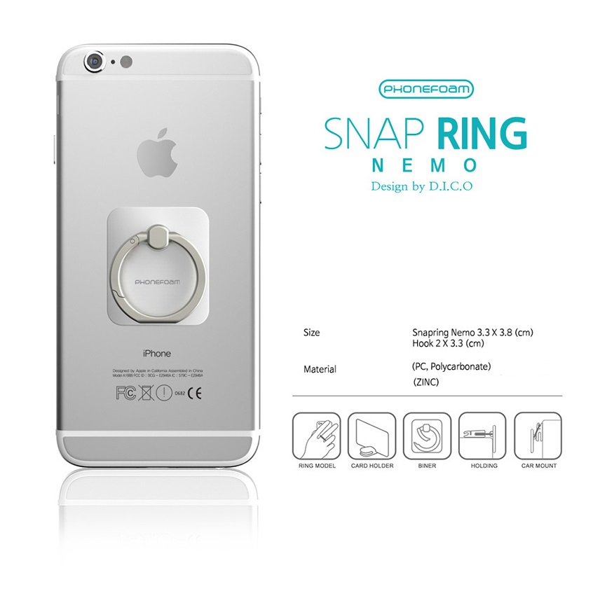 Phonfoam Snap Ring