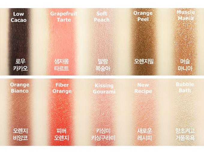 Kết quả hình ảnh cho Etude House Play Color Eyes – Juice Bar