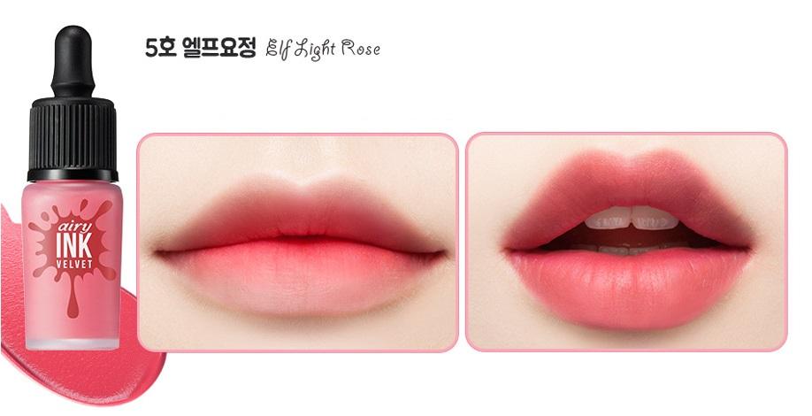 Peripera Ink The Airy Velvet 8g Mlbb Lip Tint Ebay