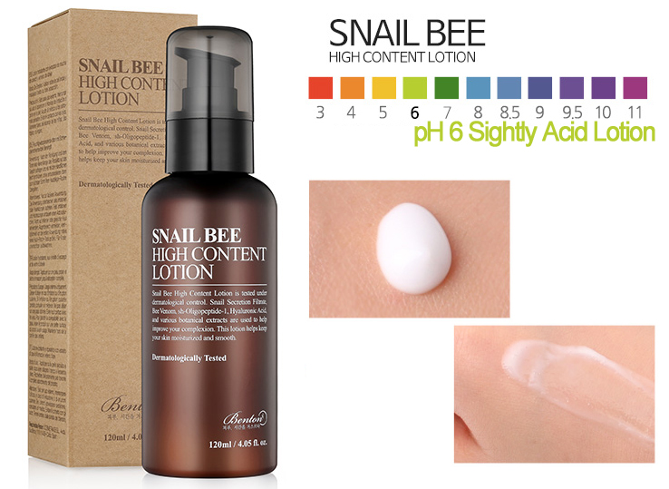 BENTON - Snail Bee High Content Lotion