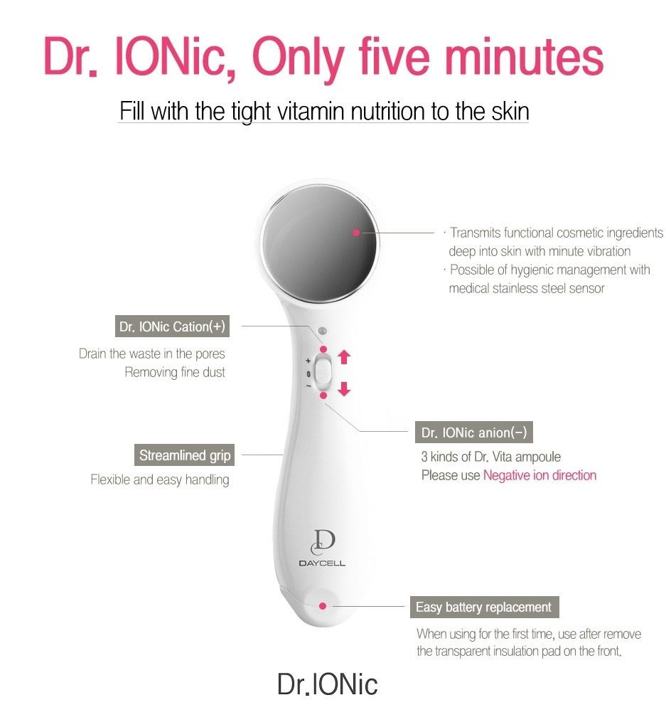 DAYCELL Dr.IONIC