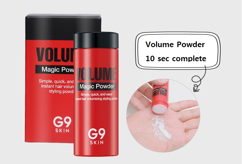 hair styling powder volume g9skin volume powder 4216