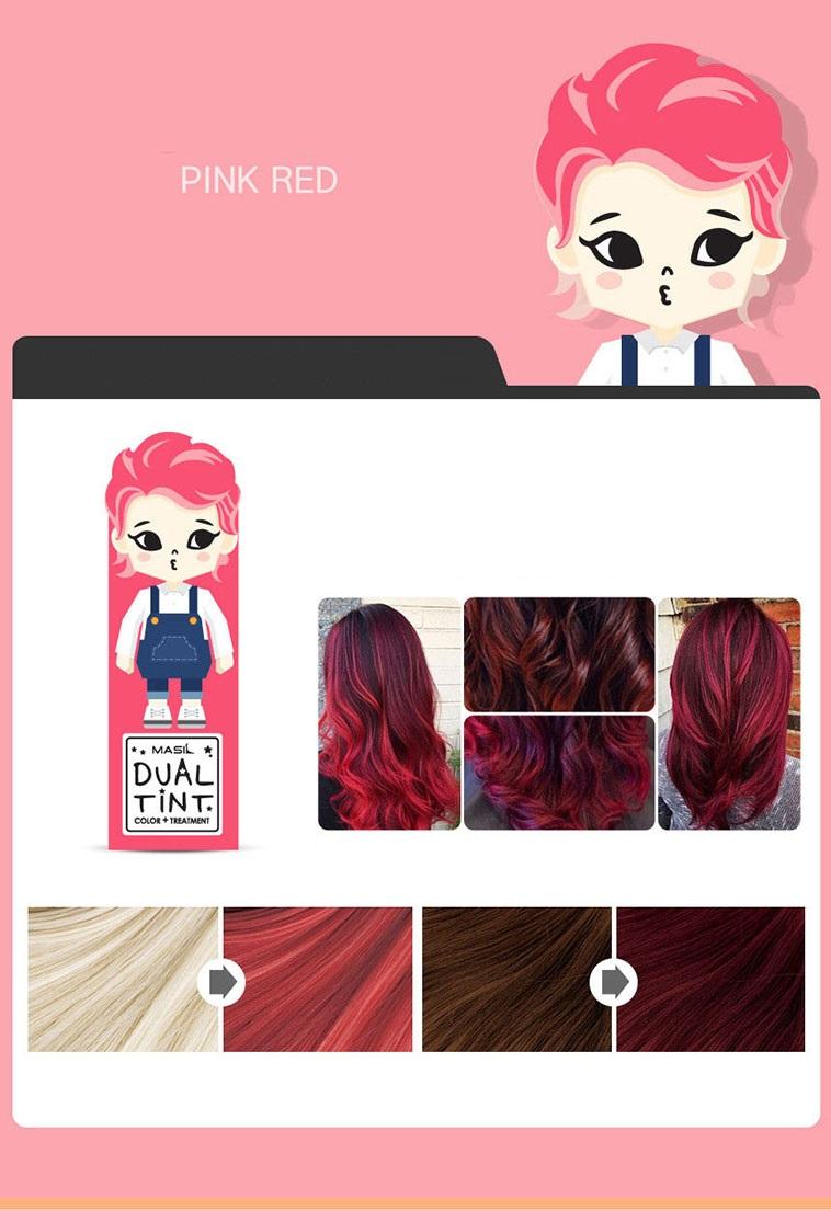 Masil Dual Tint Hair Color Treatment Dye 50ml 169 Oz Ebay