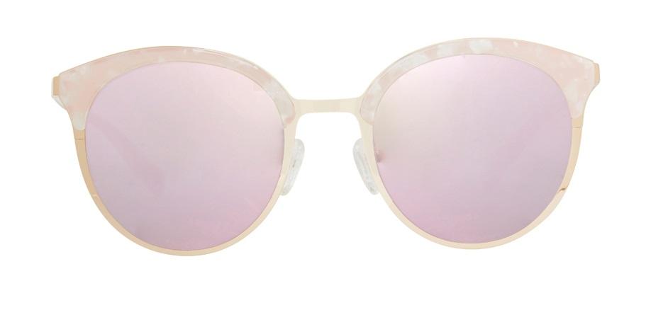 a34841271e CARIN SUZY Greta C1 C2 C3 Pink C4 Silver Mirror Sunglasses   eBay