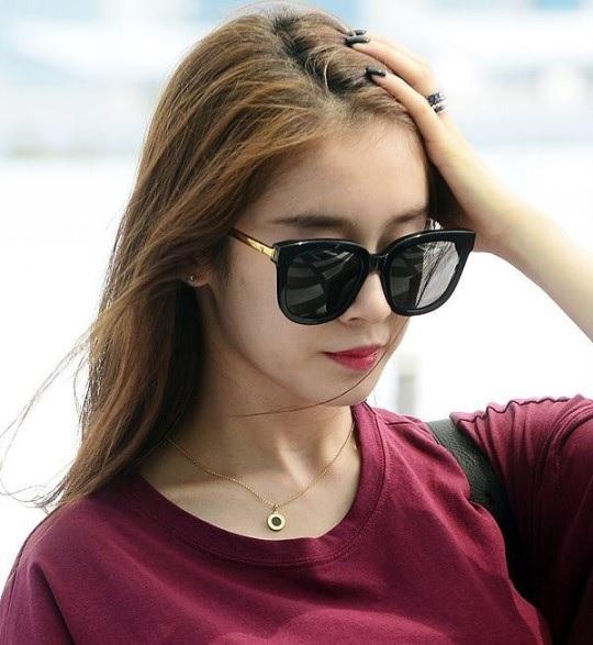 b66e2a0c49 Gentle Monster ABSENTE 01 GD Sun glasses T-Ara Ji Yeon (EMS Shipping ...